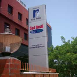 Pylon Sign Board - Sai real tech park